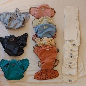 Ecoposh cloth diapers